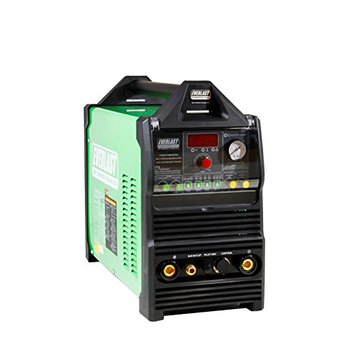 2019 Everlast PowerPro 164 160a Tig Stick Pulse 40a Plasma Cutter 110v/220v Multi Process Welder