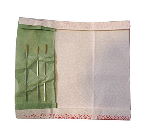 Sashi.Co | Sashiko Needles and Thimble Set