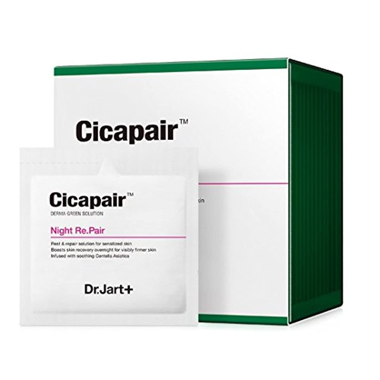 息を切らして道路を作るプロセス[Dr.Jart+] Cicapair Night Re.Pair Cream 3ml X 30pcs ドクタージャルトシカペアナイトリペアークリーム [並行輸入品]