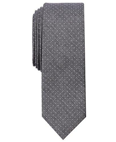 Original Penguin Herren Montego Dot Krawatte, schwarz, Einheitsgröße