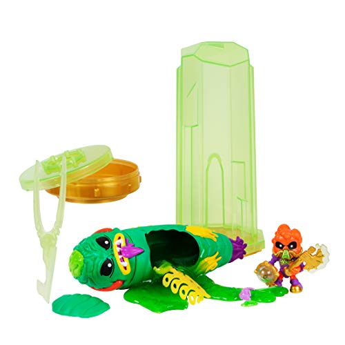 Treasure X Aliens is one of the best toys for boys age 6 to 8