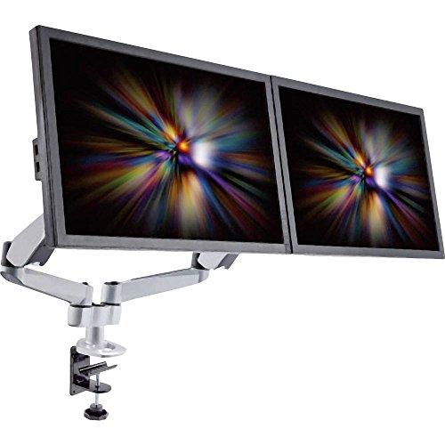 SPEAKA PROFESSIONAL Support de Table pour écran SP-1624800 Superflex SP-1624800 x2 25,4 cm (10) - 68,6 cm (27) 1 pc(s)