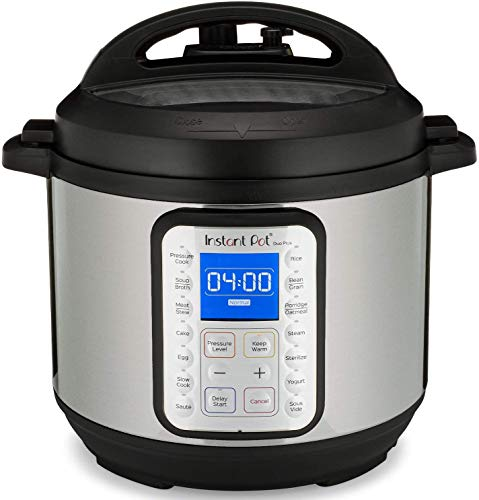 Instant Pot Duo Plus 60, 5,7 l 9-in-1 Multi-Use Pressure Cooker 220 V