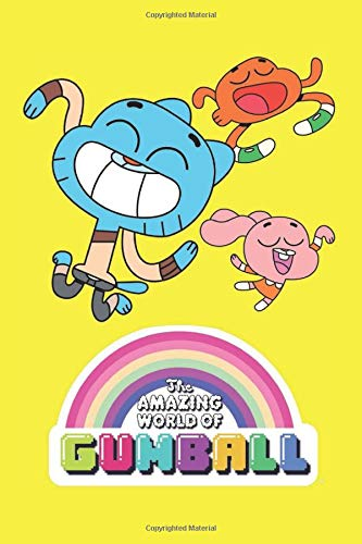 The Amazing World of Gumball: Journal (Diary, Notebook)