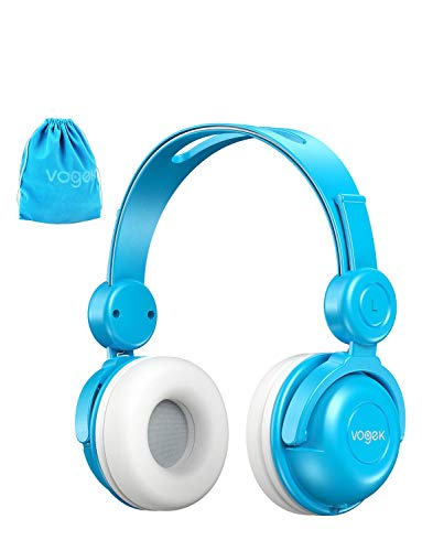 Our #1 Pick is the Vogek Wired Kids Headphones