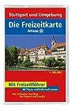 Stuttgart und Umgebung: 1:100000 - Mair freizeitkarte 27