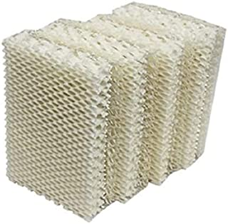 Air Filter Factory 4-Pack Compatible Replacement For Sears Kenmore 14911 32-14911 ES12 Humidifier Wick Filters