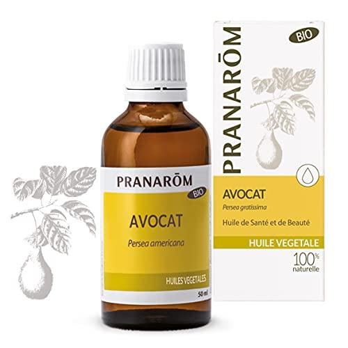Pranarôm   Avocat Bio   Huile Végétale   50 ml