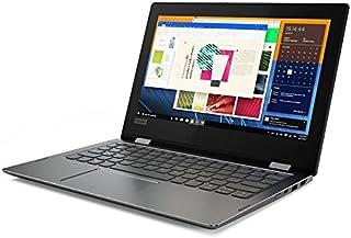 2019 联想 Flex 11 11.6 英寸触摸屏二合一笔记本电脑,Intel Quad-Core Pentium Silver N5000,*高可达 2.7GHz,4GB DDR4 RAM,64GB eMMC,802.11ac WiFi,蓝牙 4.1,Office 365 1 年,Windows 10