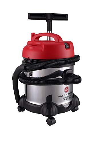 Hoover TWDH Aspirapolvere Bidone con Sacco 1400 watt, Bianco Rosso