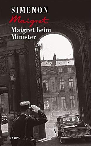 Maigret beim Minister (Georges Simenon: Maigret)