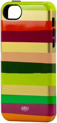 lowest Sonix Inlay Case for online sale iPhone 5C - Retail Packaging - Berry discount Stripe outlet sale