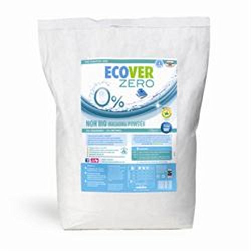 Ecover Zero Non Bio Washing Powder 7.5 Kilogram