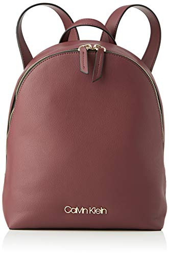 Calvin Klein Backpacks, Mochilas para Mujer, vino, One Size
