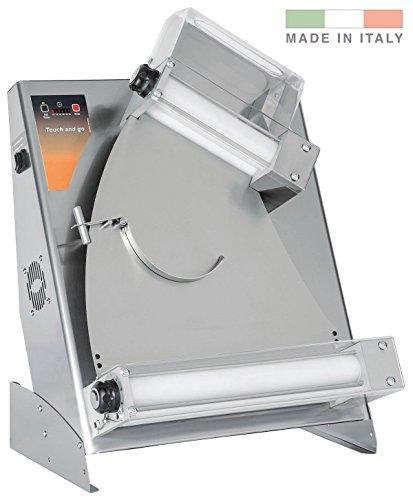 Prismafood Pizzateigausrollmaschine Prisma 420 TG Touch & GO Ø 26-40cm