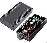 Kyrio Interruttore di controllo della velocità del motore DC 12V 24V 48V 2000W MAX 10-50V 40A PWM HHO RC Regolatore, 1 pacchetto