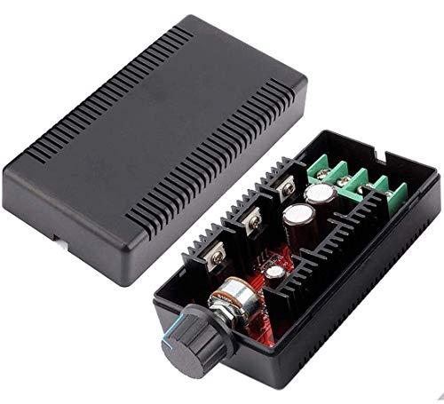 Kyrio DC Motor Geschwindigkeitskontrollschalter 12V 24V 48V 2000W MAX 10–50 V 40A PWM HHO RC Controller Regler, 1 Stück