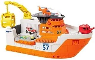 Matchbox Car-Go Commander Shark Ship, Inspires creative and imaginative play by Matchbox