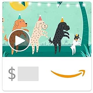 Amazon eGift Card - Conga Dogs (Animated) (B07MB4HN9X) | Amazon price tracker / tracking, Amazon price history charts, Amazon price watches, Amazon price drop alerts