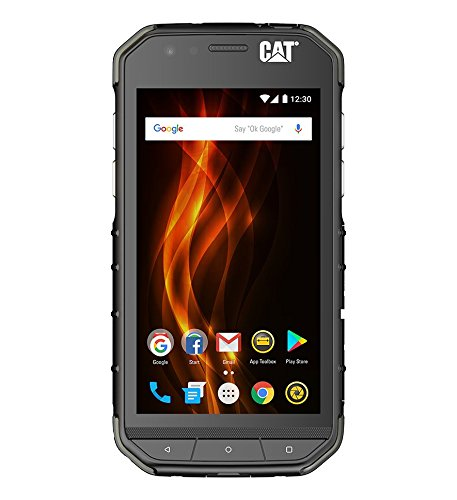 CAT PHONES S31 Unlocked Rugged Waterproof Smartphone, Network Certified (GSM), U.S. Optimized...