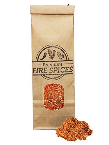 Smokey Olive Wood Sow-201_Amazon Especias para Quemar, Marrón/Rojo