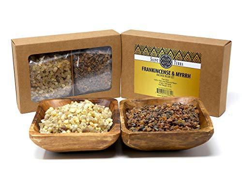 Saint Terra - Frankincense & Myrrh Incense Resin