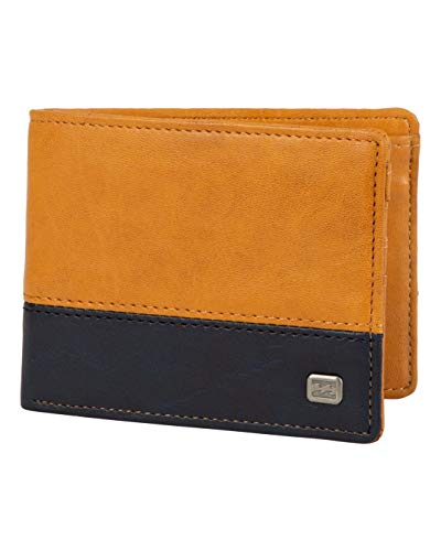 Billabong Men's Dimension Wallet Brown 1SZ