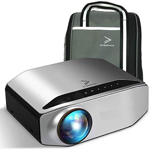streamvox Proyector Profesional Led Fullhd 5000 Lumens con Bolsa YG620