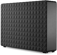 Seagate STEB10000400 Expansion Desktop 10TB External Hard Drive HDD - USB 3.0 for PC Laptop