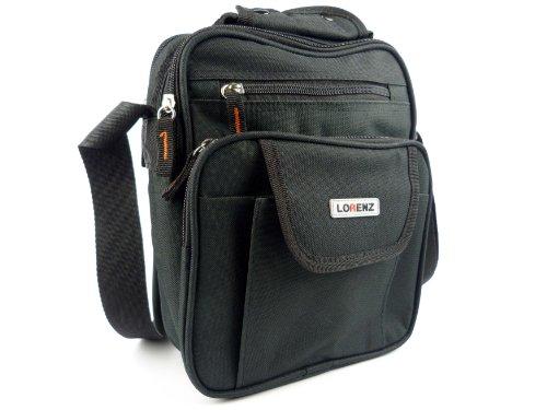 LORENZ multifuncional de lona bolso/bolsa de viaje (2573)