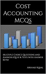 Cost Accounting - Multiple Choice Questions
