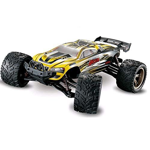 Z-XLIN Coche cepillado motores de accionamiento de Bigfoot de coches 4WD conducción de camiones Coches remoto Vehículo de juguete de control del modelo del coche fuera de la carretera, Electrónica Hob