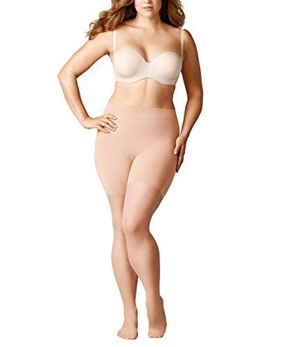 FALKE Damen Beauty Plus 20 DEN W TI Strumpfhosen, Beige (Powder 4069), D Long