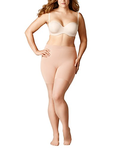 FALKE Damen Beauty Plus 20 DEN W TI Strumpfhosen, Beige (Powder 4069), C Short