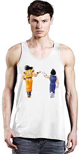 Dragon Ball Z Goku Vegeta Tank Top X-Large