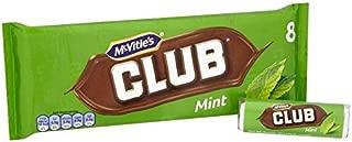 McVitie's Club Mint - 8 x 22.5g