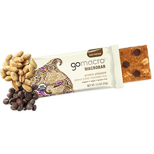 GoMacro Bar Organic Vegan Protein Bar