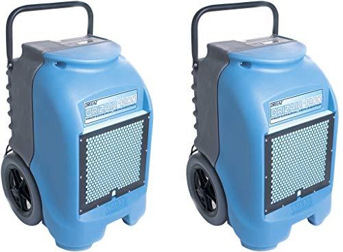 Fantastic Prices! Dri-Eaz F203-A 1200 18-Gallon Compact Portable Refrigerant Dehumidifier (Pack of 2...