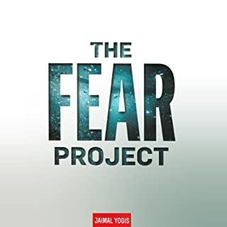 The Fear Project audiobook cover art