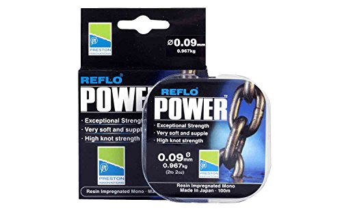 Preston Innovations Reflo Power 021mm 100m P0270013