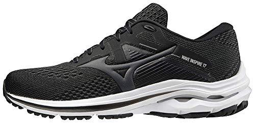 Mizuno Men's Wave Inspire 17 Running Shoe, Dark...