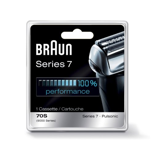 Braun Series 7 Pulsonic 70S (9000 Series) Cassette Replacement