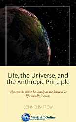 Book cover: Life, the Universe, and the Anthropic Principle by  John D. Barrow