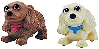 Barbie Slide & Spin Pups Playset - Replacement Puppies W9431