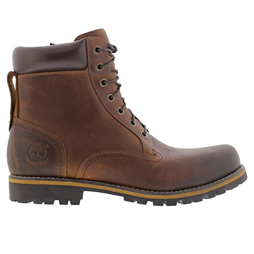 Timberland Men's Earthkeepers Rugged 6' Boot Copper Roughcut Boot 13 EE - Wide