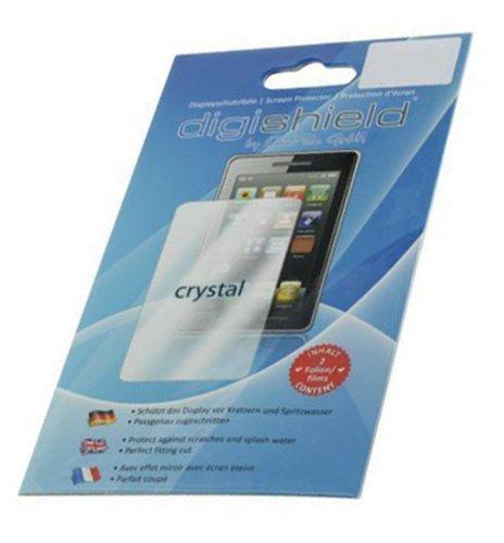 2 Stück Premium Folie / Schutzfolie Bildschirmschutzfolien für Wiko Darkfull inklusiv Reinigungstuch PDA-Punkt