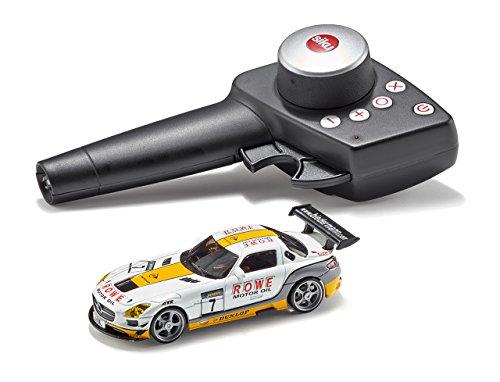 Siku 6821 - Mercedes-Benz SLS AMG GT S - Set mit Fernsteuermodul, Akku und Ladegerät