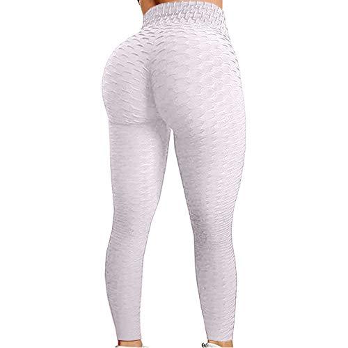 WSC Leggings De Elevación De Cadera, Adecuados para Pantalones De Yoga De Alta Mar, Ejercicio, Leggings De Ejercicio Abdominal, Leggings(Size:L,Color:B)