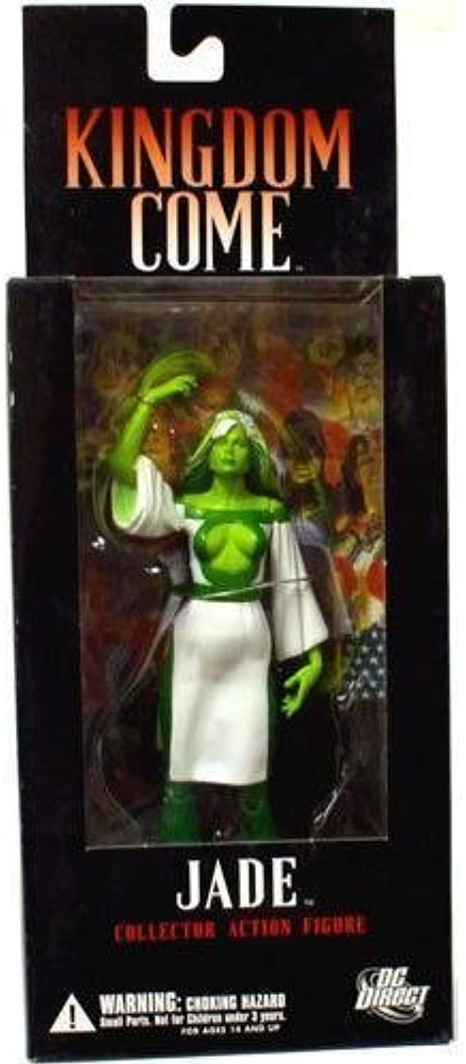Elseworlds Series 2 Action Figure  6.75 Jade by Diamond Comic Distributors