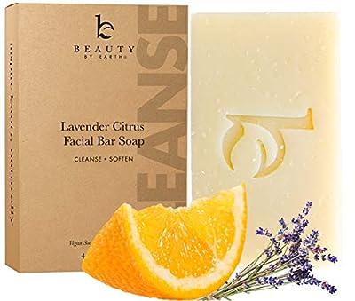 Organic Face Wash Bar